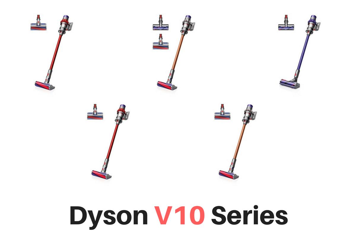 ダイソン V10