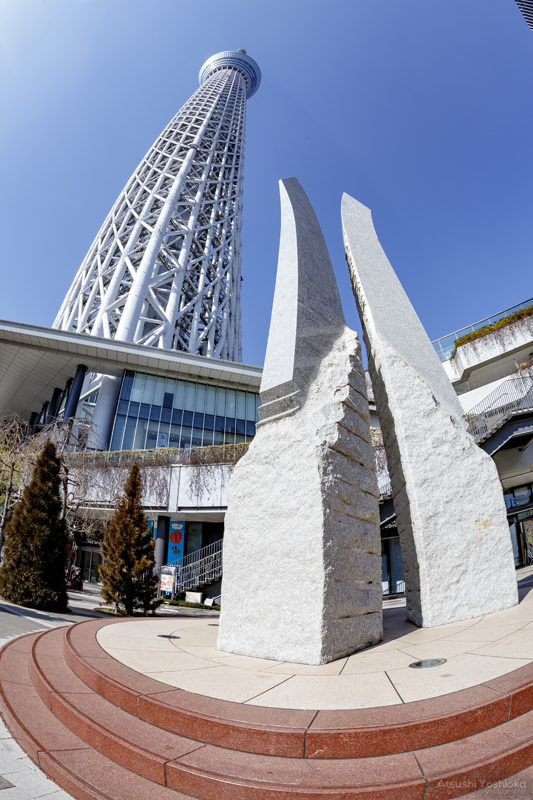 東京ソラマチ モニュメント