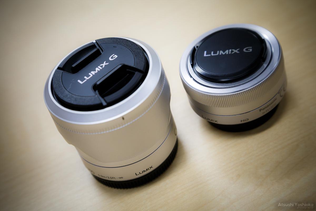Panasonic LUMIX ミラーレス一眼