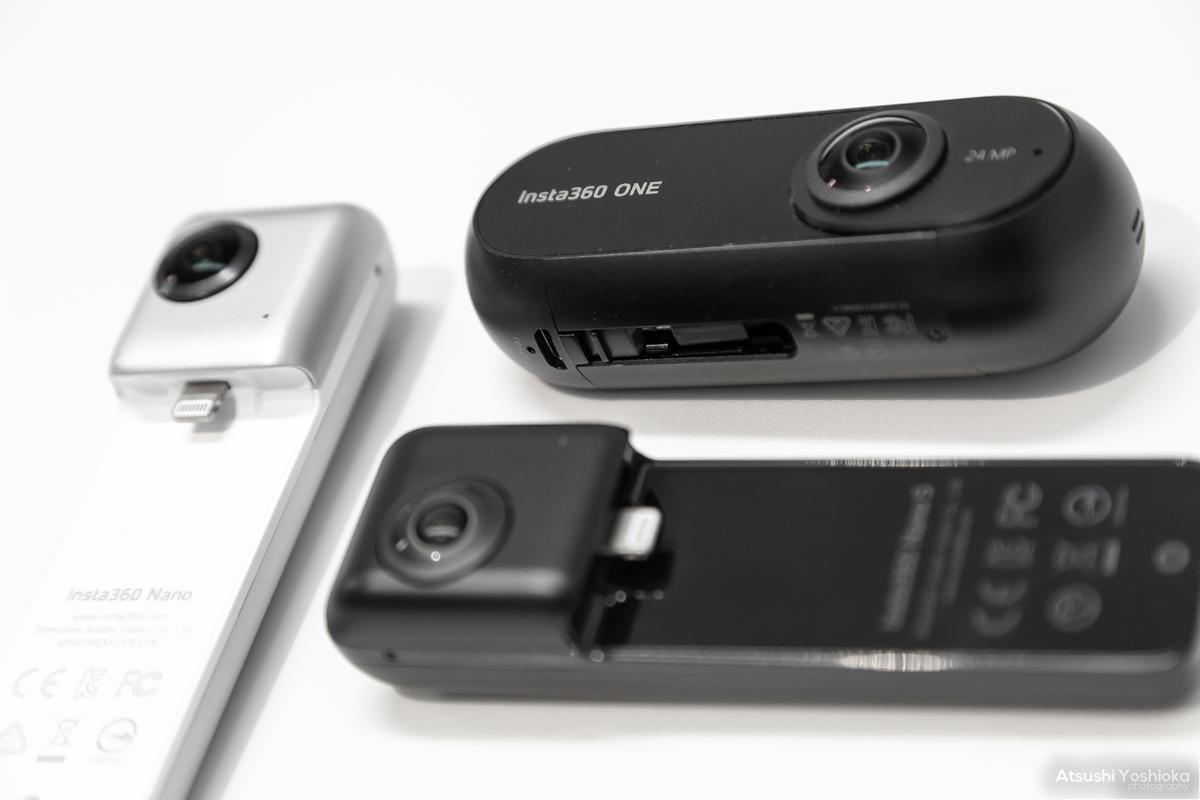 360度カメラ Insta360