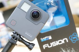 GoPro Fusion レビュー