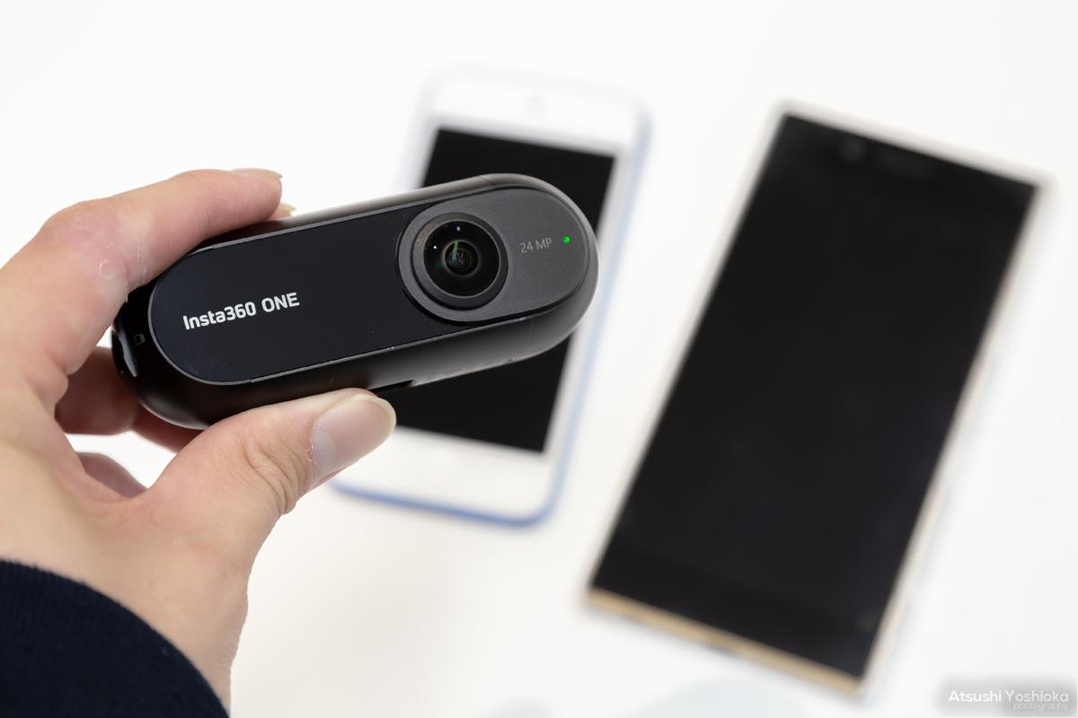 Insta360 対応デバイス