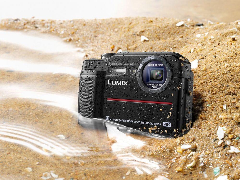 LUMIX DC-TS7