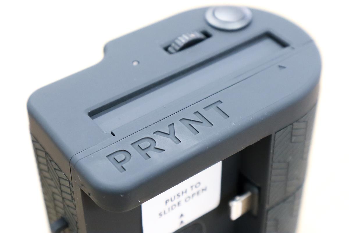PRYNT POCKET 使い方