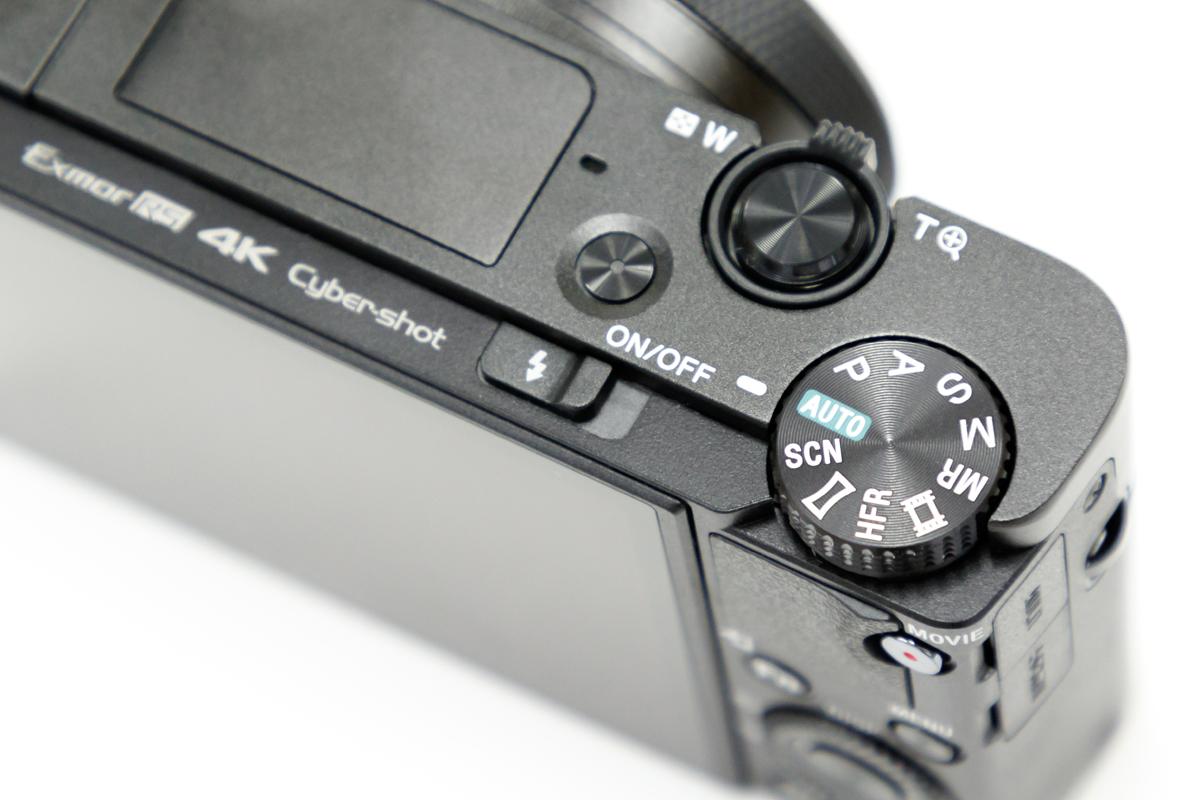 SONY RX100 高級コンデジ