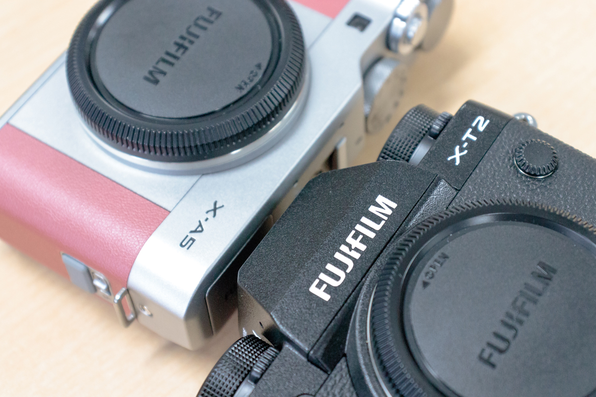 FUJIFILM ミラーレス一眼カメラ