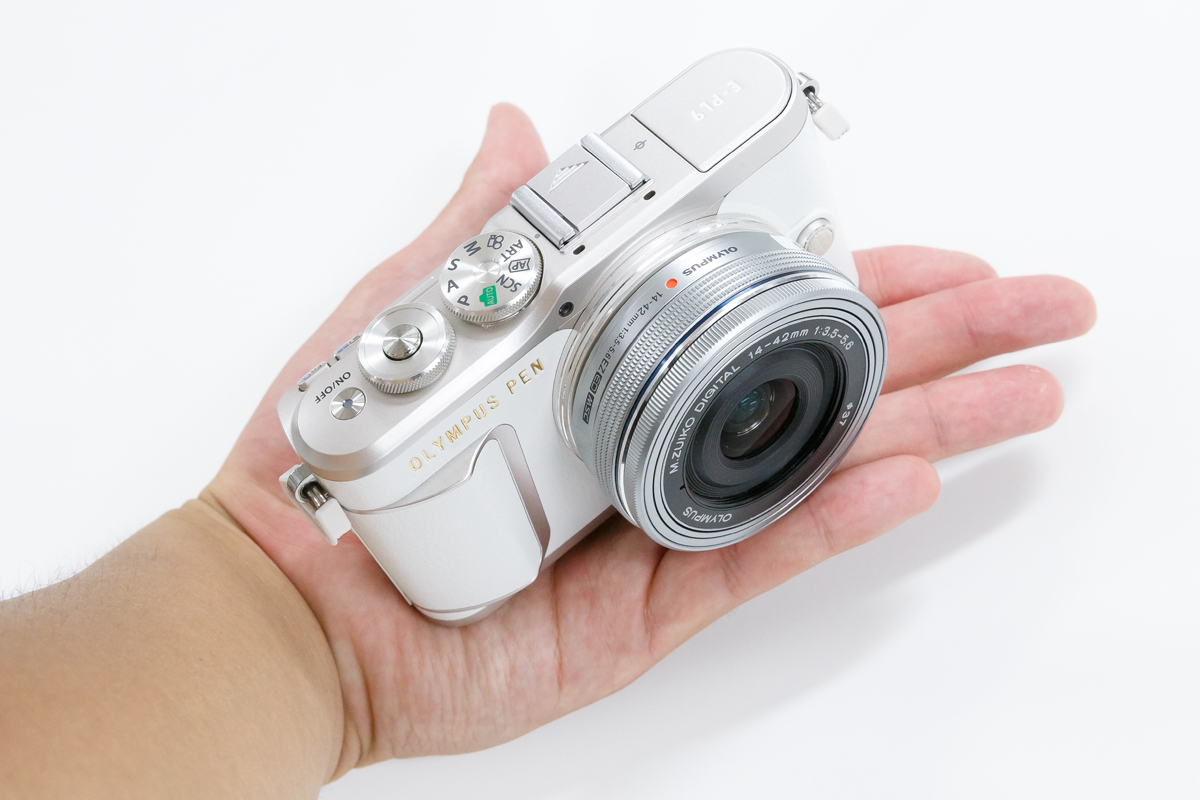 OLYMPUS PEN E-PL9実写レビュー!初心者におすすめできる最新おしゃれカメラ