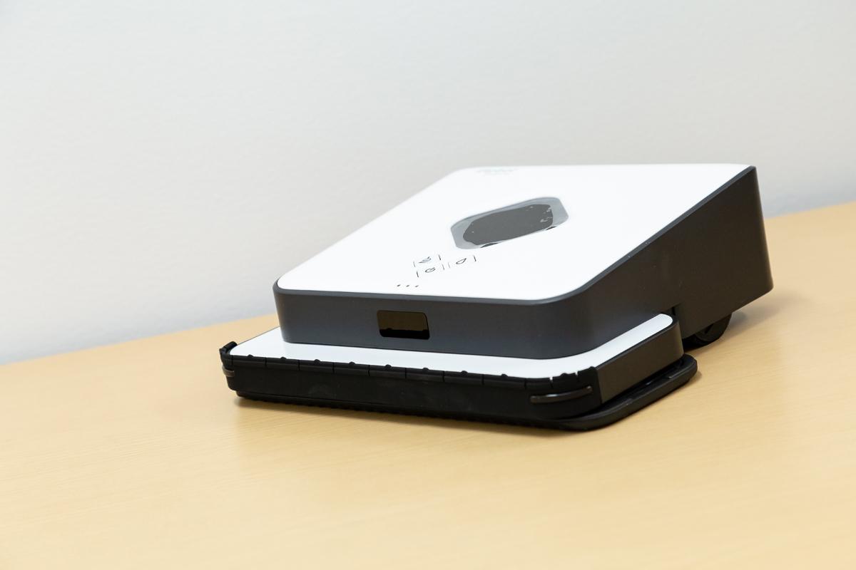 床拭きロボット ブラーバ