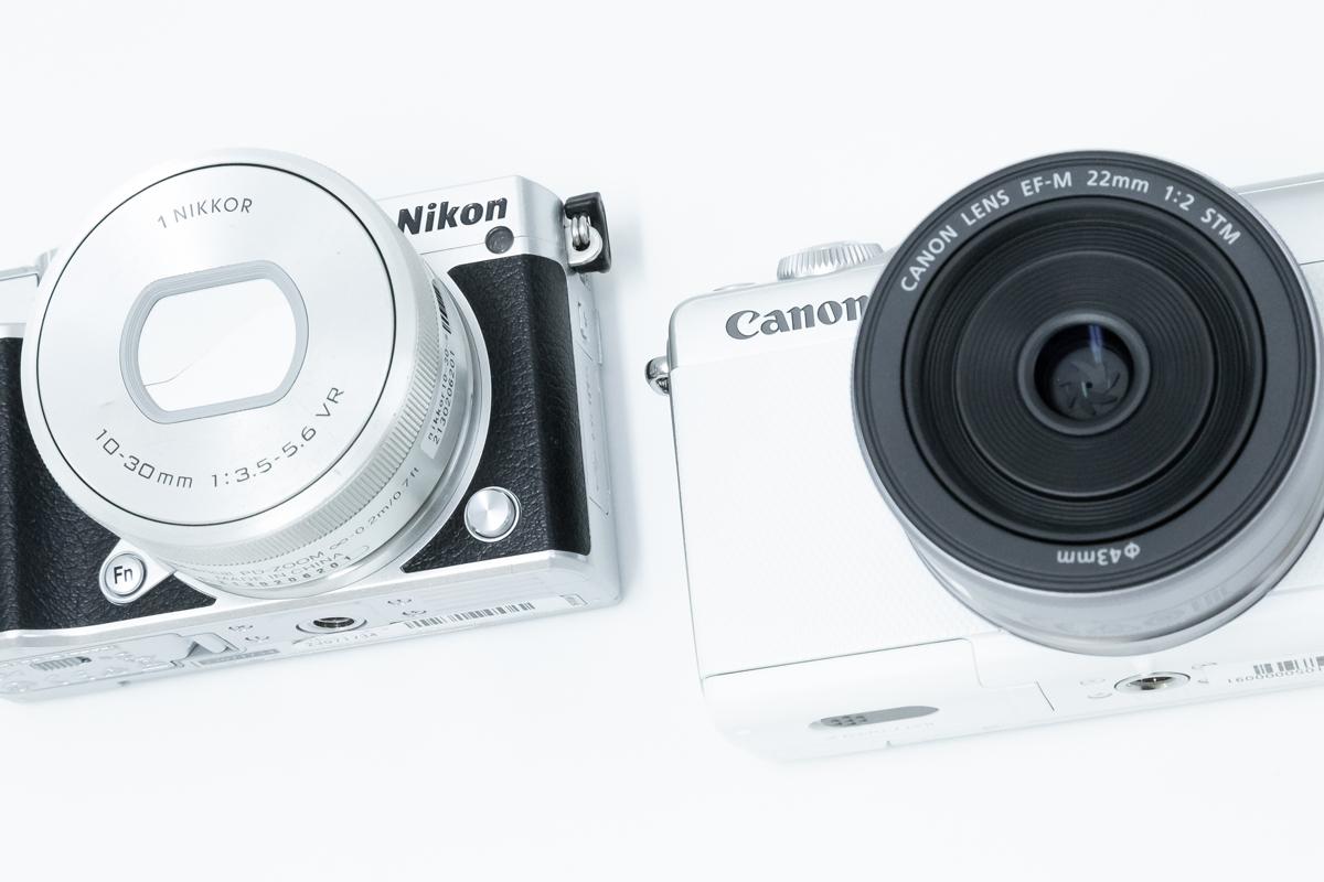 小さい ミラーレス一眼カメラ
