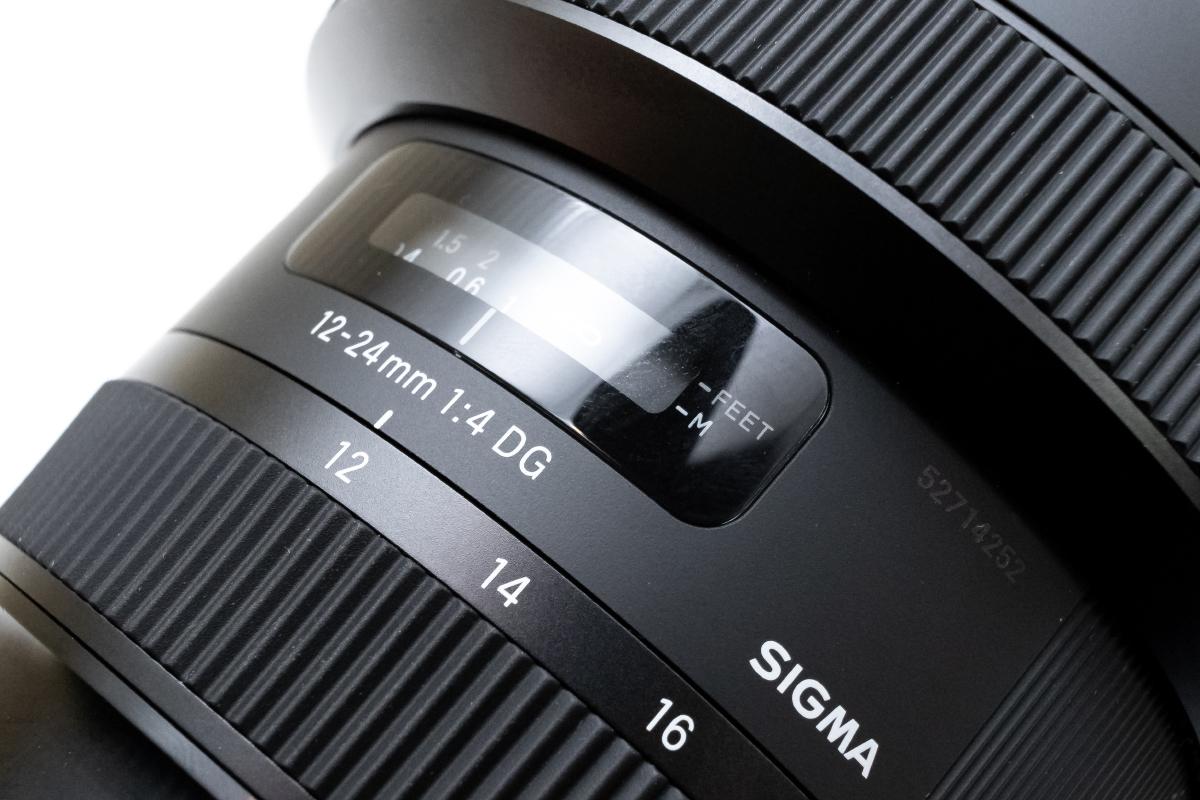 SIGMA 12-24mm F4 DG HSM レビュー