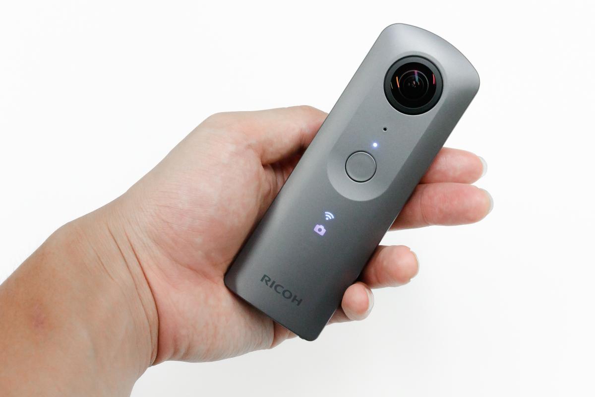 水中で使えるカメラの種類 360度カメラ