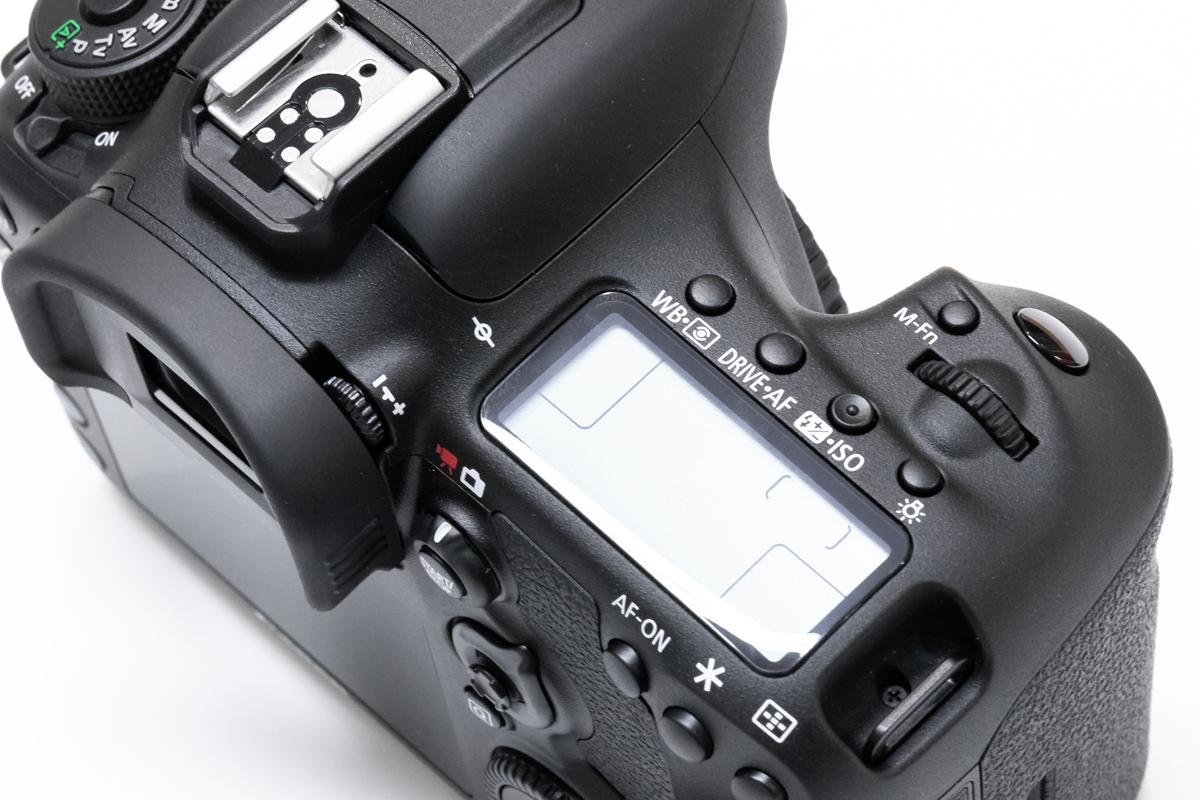 EOS 7D Mark II レビュー