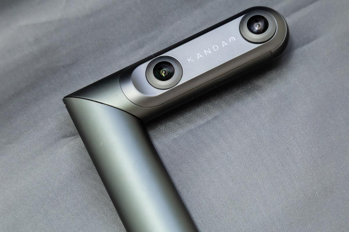 360度カメラ KanDao QooCam