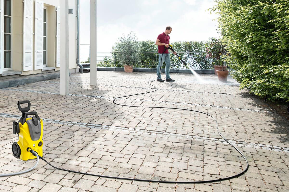 ケルヒャーの掃除をより便利にするオプションアクセサリー