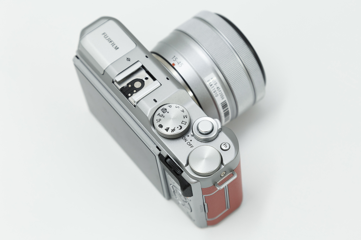 FUJIFILM X-A5 レビュー