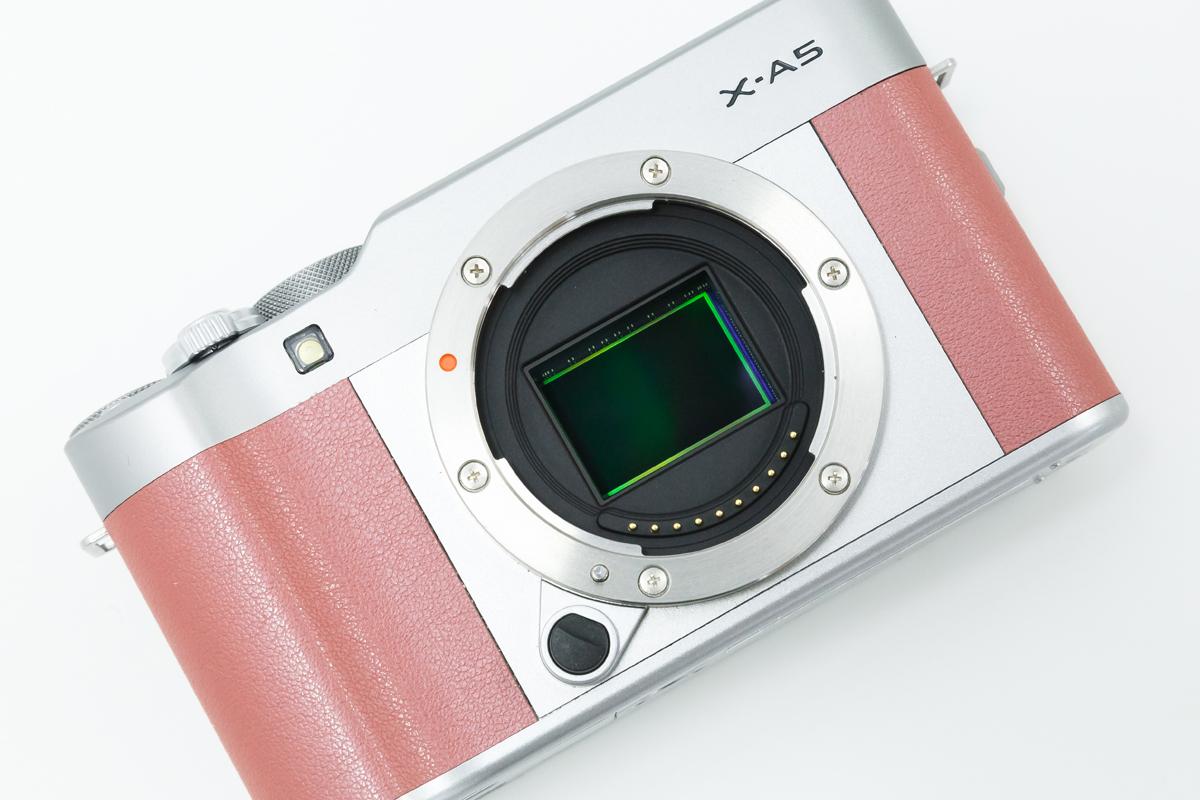 FUJIFILM X-A5 高画質