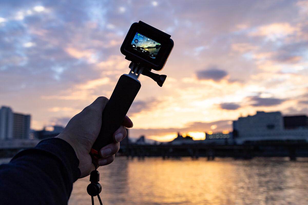 GoPro HERO7 Black実写レビュー!新機能を実際に使って性能やおすすめポイントを徹底解説