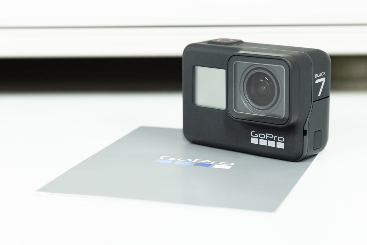 GoPro HERO7 Black レビュー