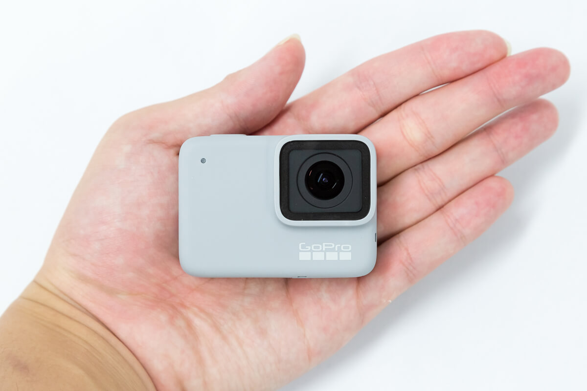 GoPro HERO7 White レビュー