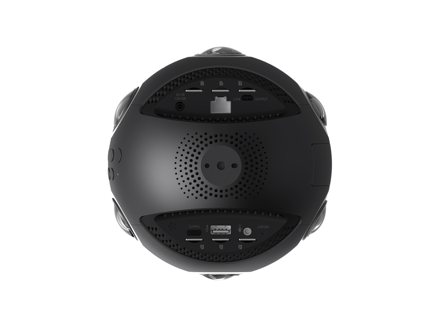 Insta360 Pro2 外部ストレージ
