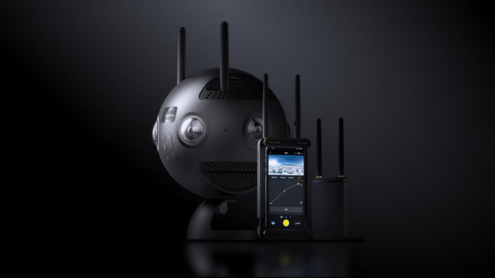 Insta360 Pro2