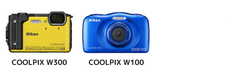 Nikon COOLPIX 個性派アウトドア