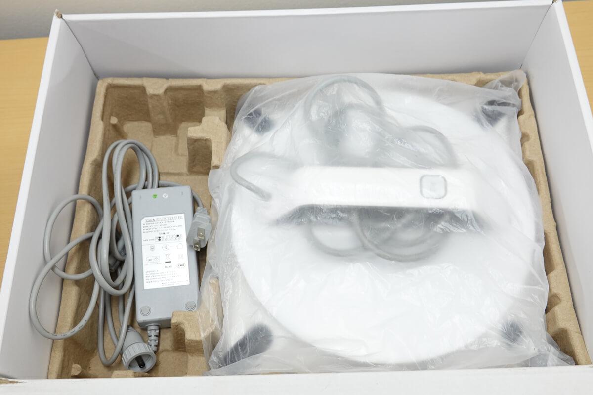 WINBOT 950 箱内上段画像