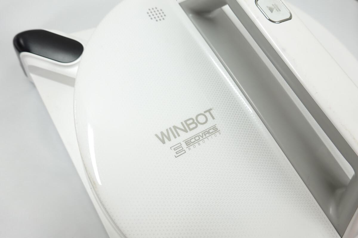 WINBOT 950 ブランドロゴ接写