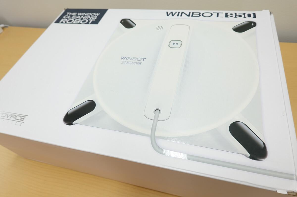 WINBOT 950 箱外観写真