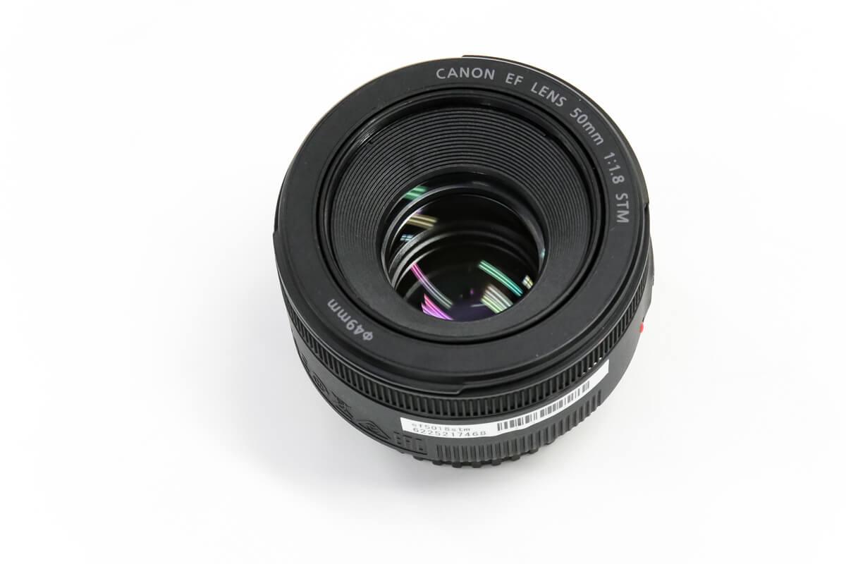 EF50mm F1.8 STM 描写力