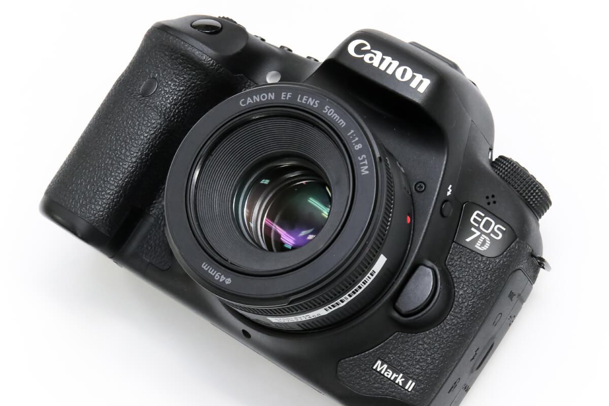 EF50mm F1.8 STM レビュー