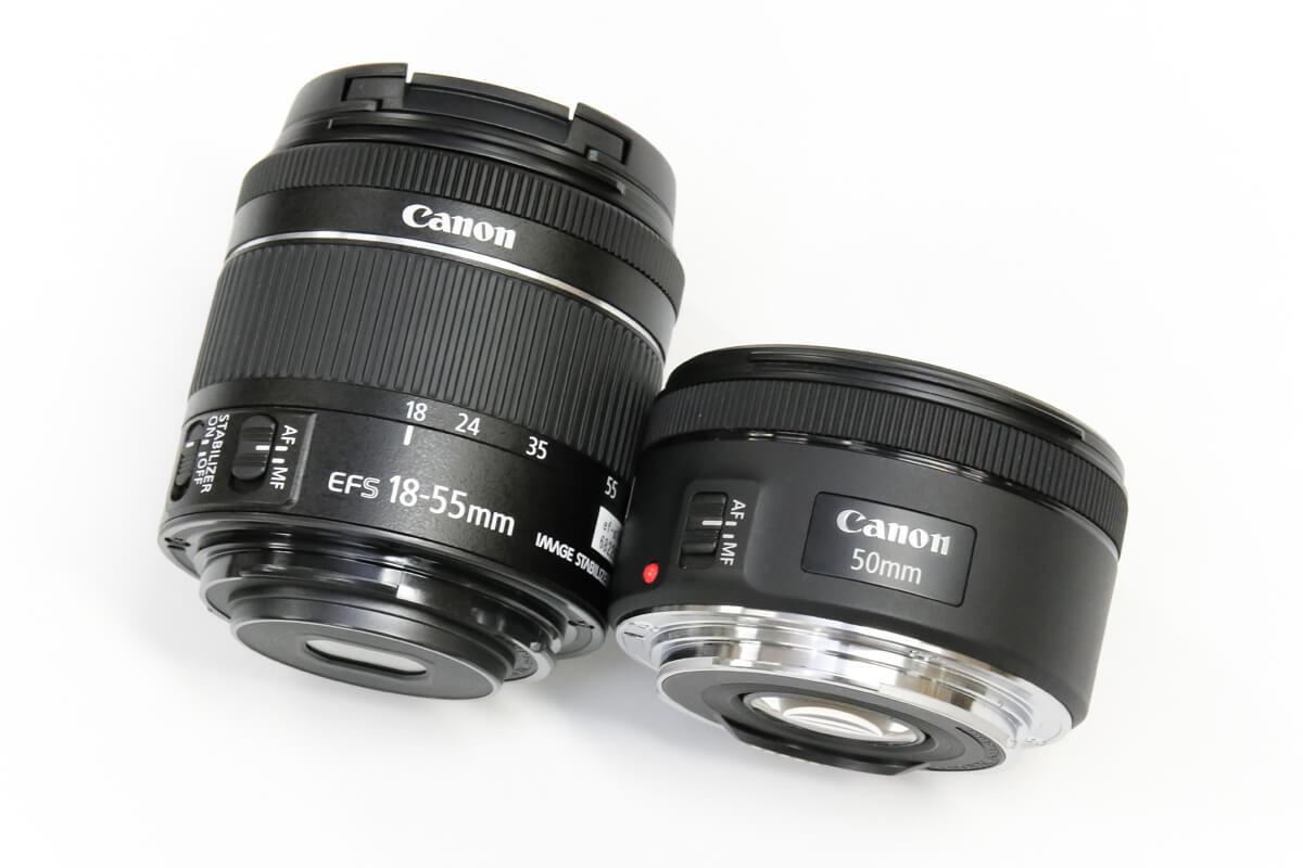 標準レンズ 単焦点レンズ