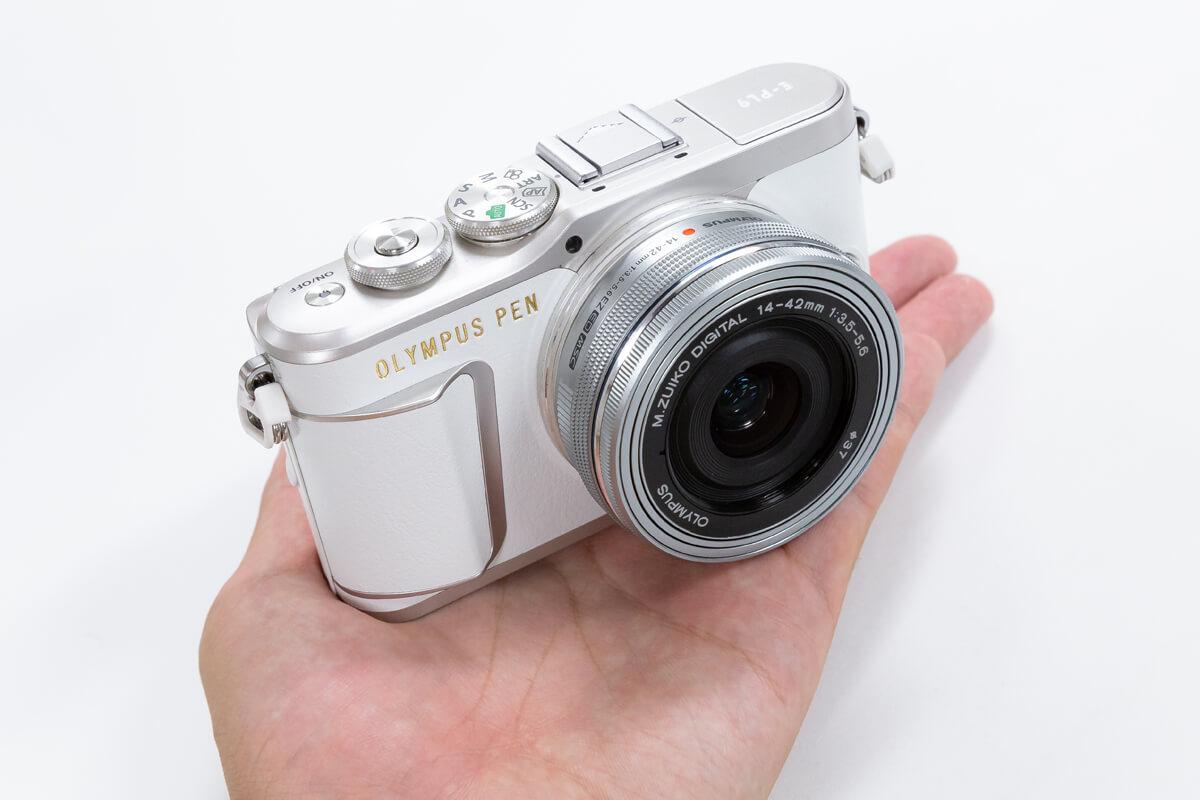自撮り カメラ 小型軽量