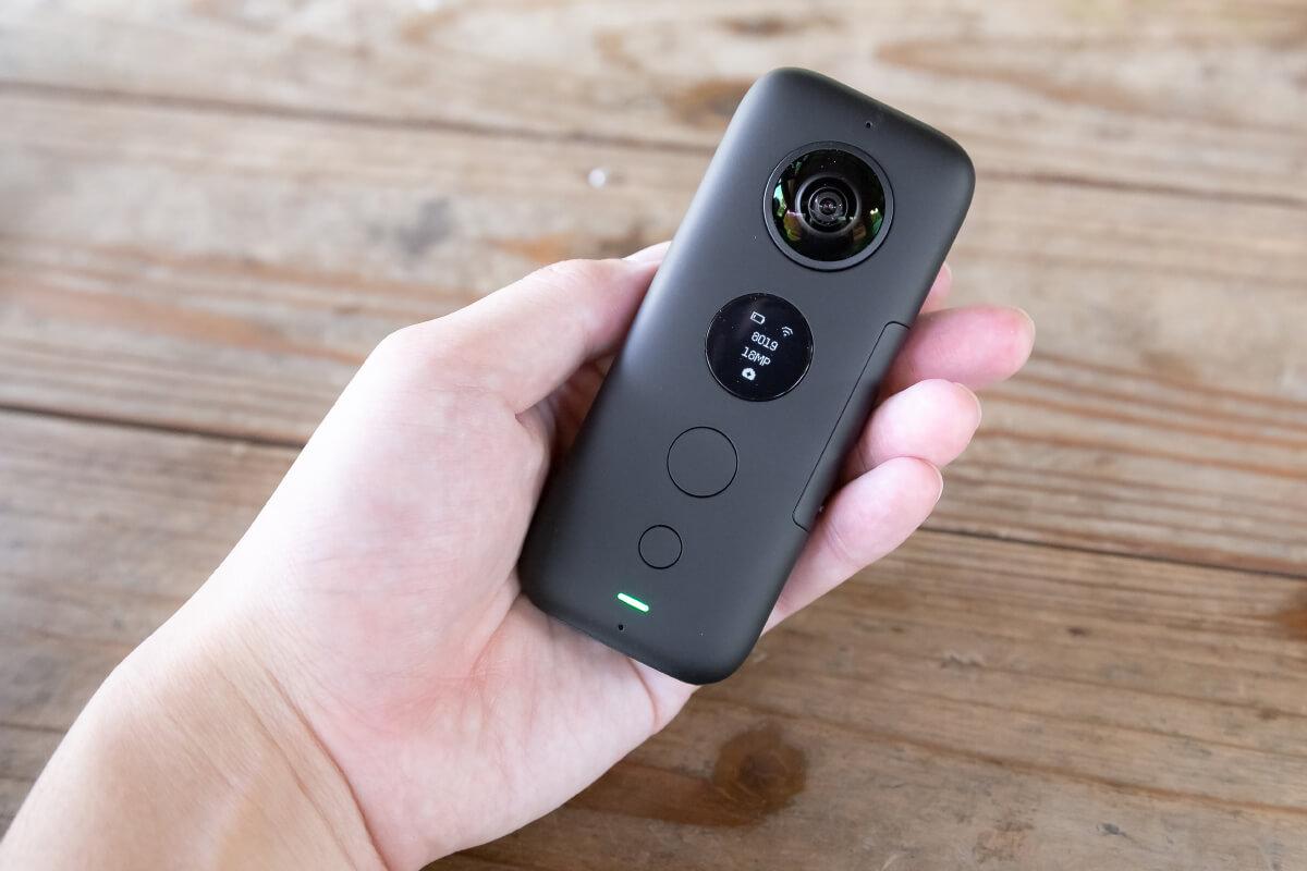 Insta360 ONE X 実写レビュー!手ブレ補正効果が分かる沢山の作例から最新360度カメラを徹底解説