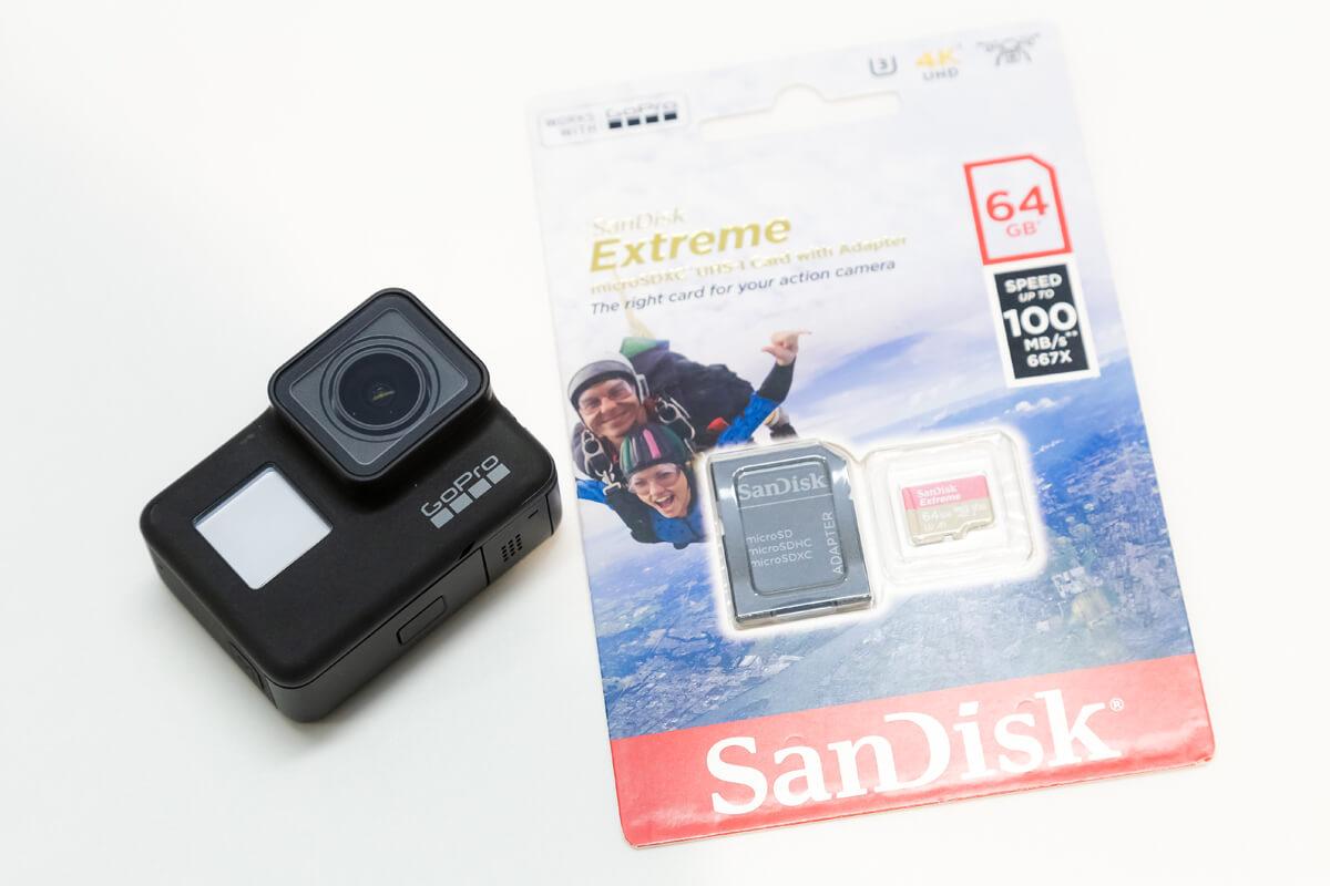 GoProにおすすめのmicroSDカード6選!選び方で大切なポイントも徹底解説