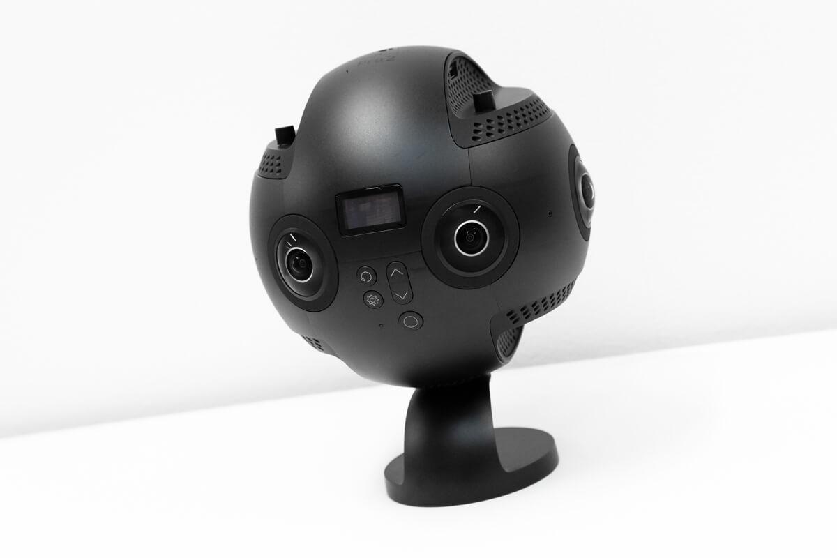Insta360 Pro2 使い方