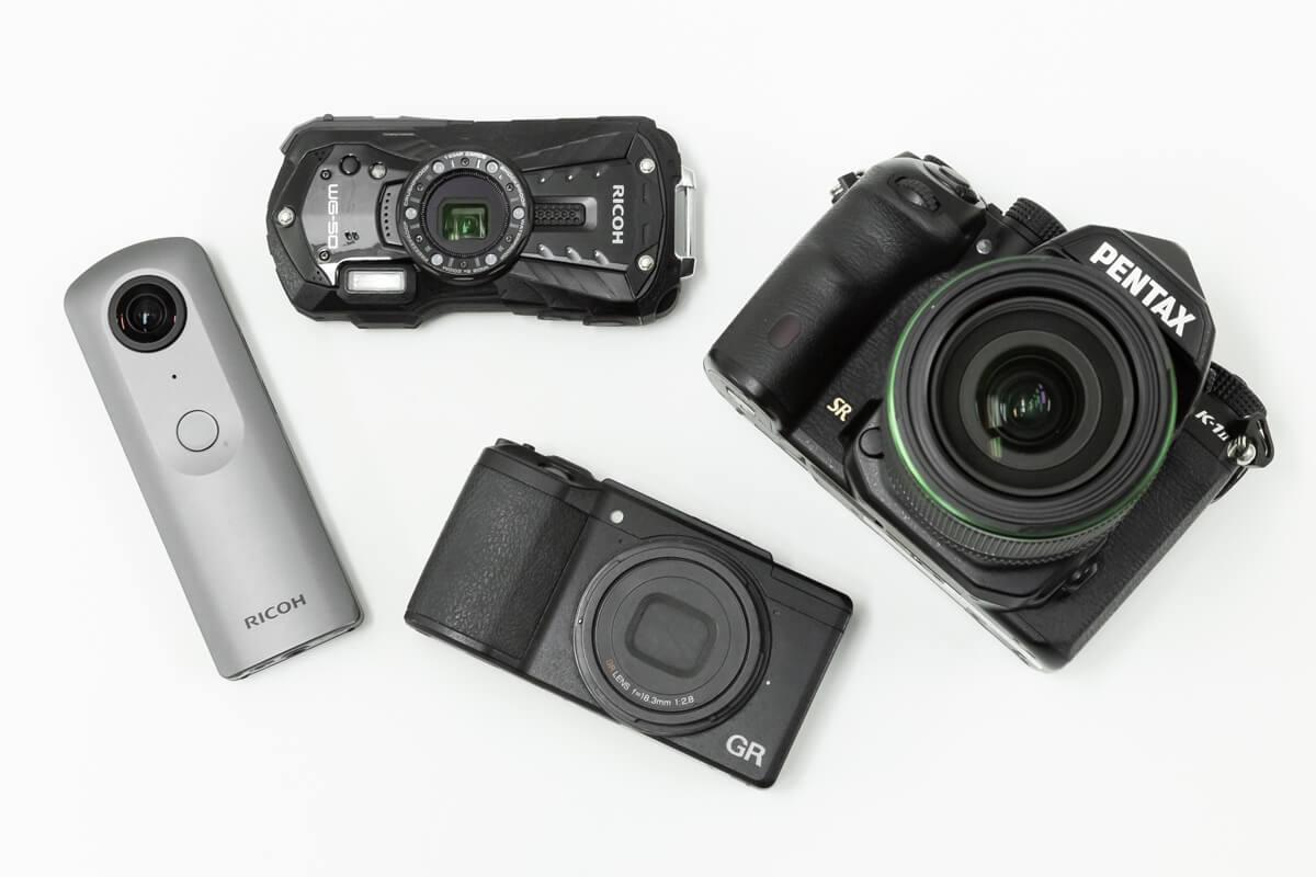 RICOH カメラ 開発