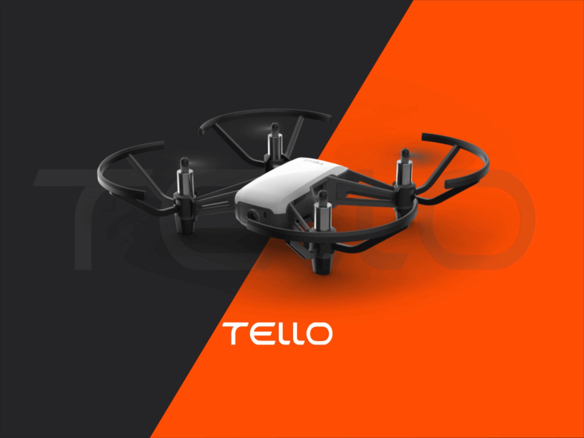 DJI小型トイドローン「Tello」の初期設定を解説!飛ばし方のコツも紹介