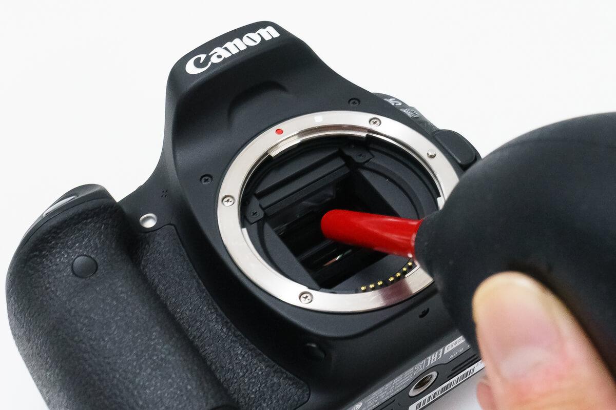 カメラ メンテナンス ブロアー メンテナンス