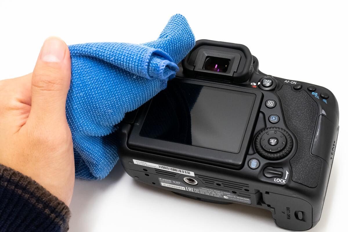 カメラ メンテナンス クロス