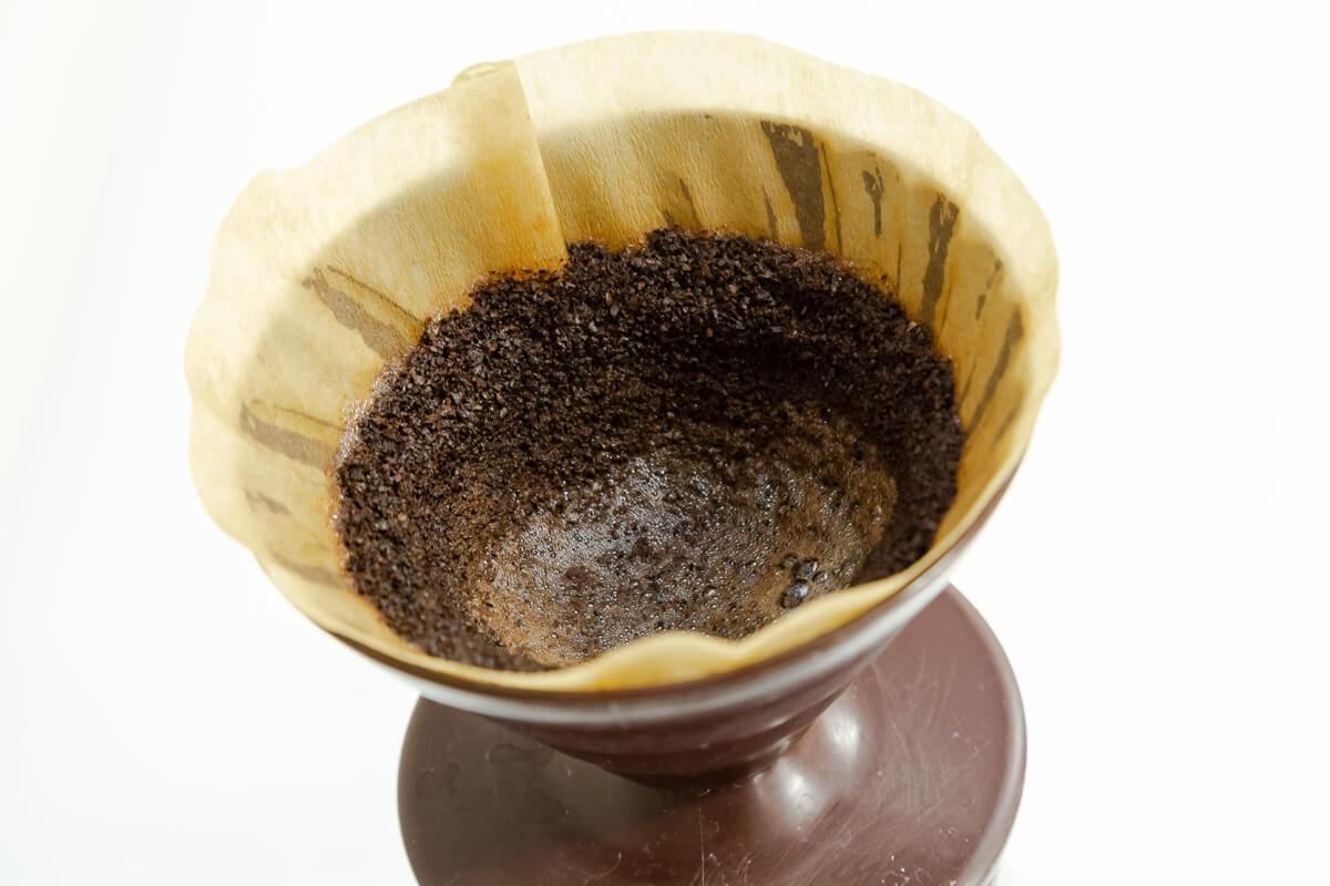 コーヒー 淹れ方