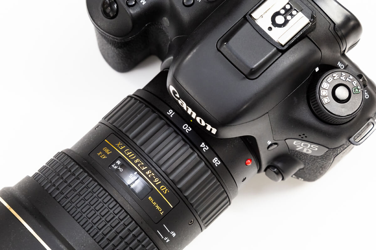 Tokina AT-X 16-28 F2.8 PRO FX レビュー