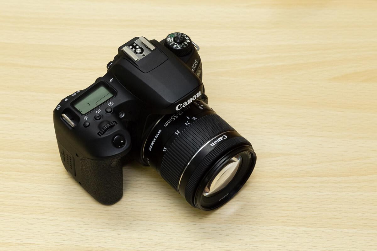 Canon EOS 9000D 実写レビュー