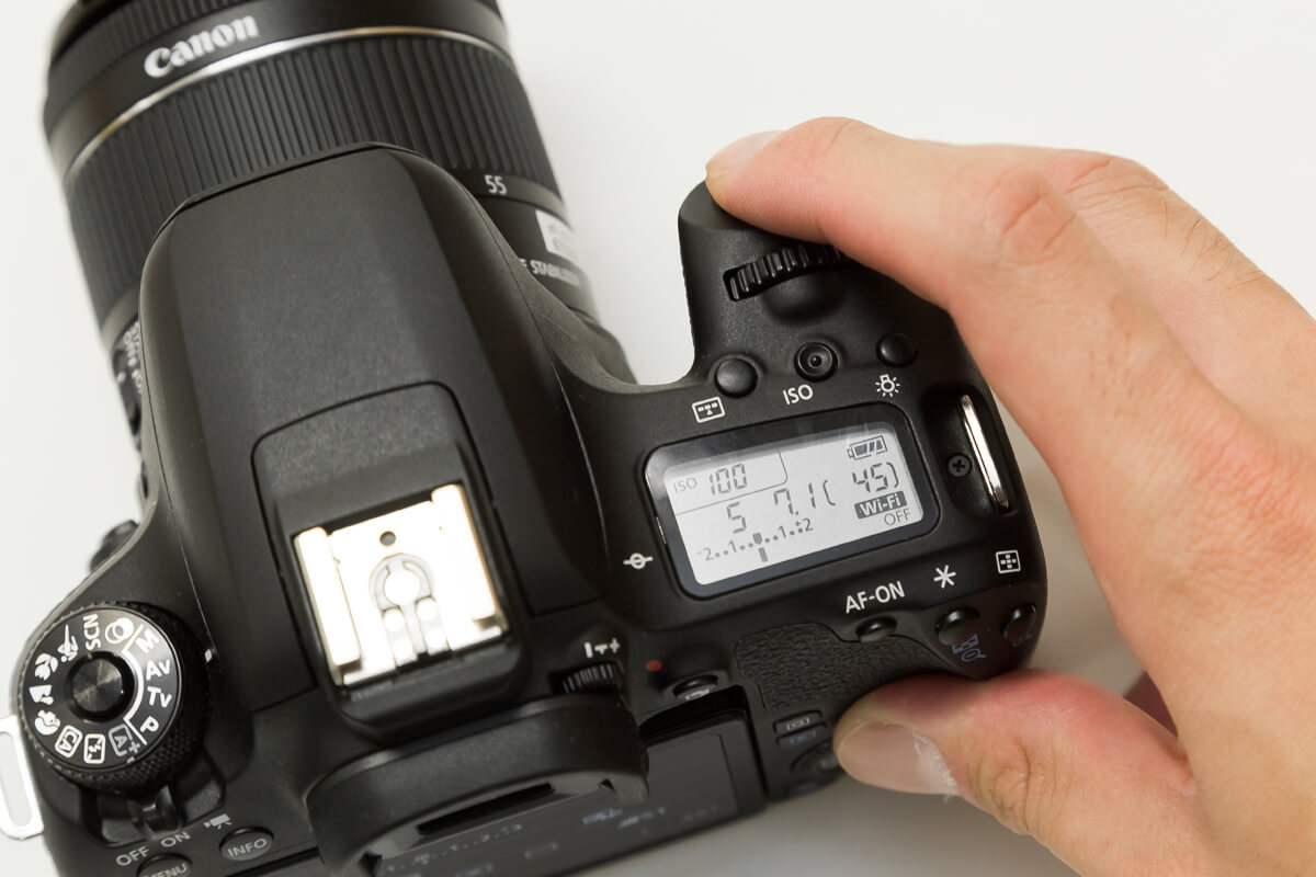 Canon EOS 9000D AF性能