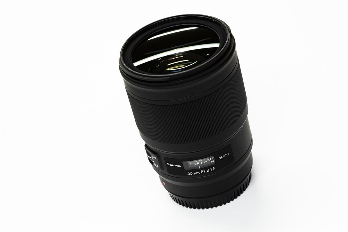 Tokina opera 50mm F1.4 レビュー