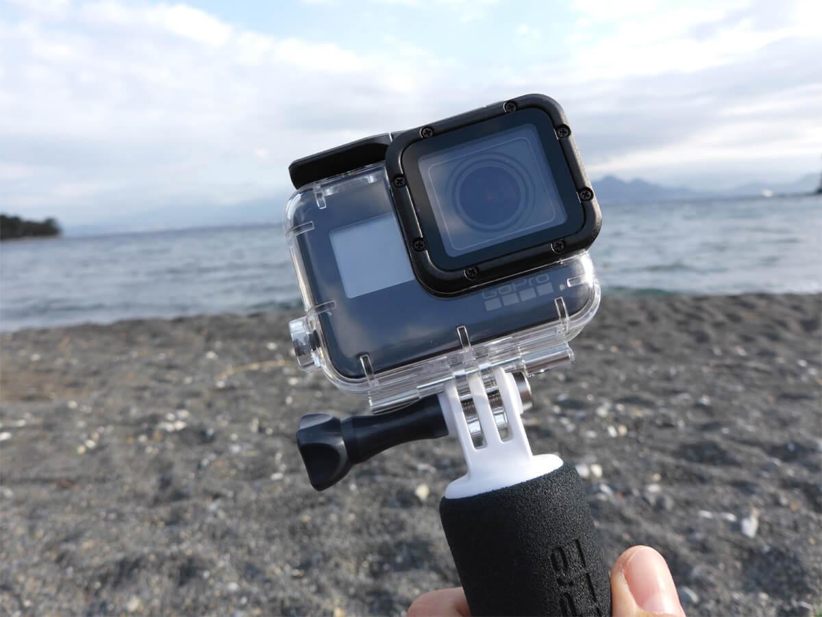 GoPro水中撮影の設定と使い方