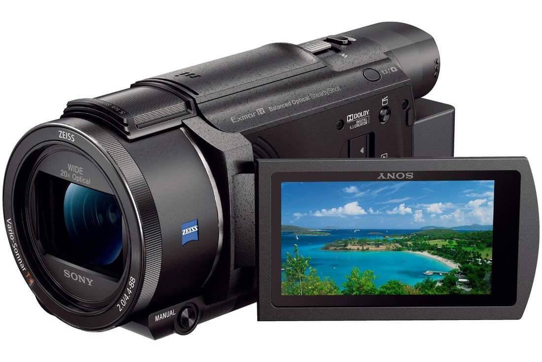 SONY FDR-AX60を徹底レビュー。手ブレしないおすすめの4Kビデオカメラはこれ!