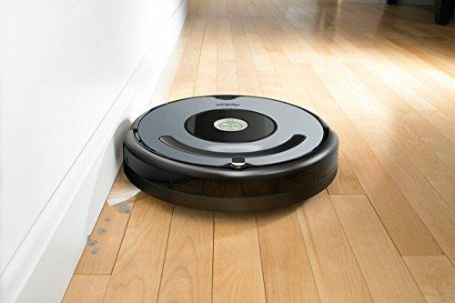 一人暮らしにルンバのメリット 掃除の頻度が増えて部屋がキレイになる