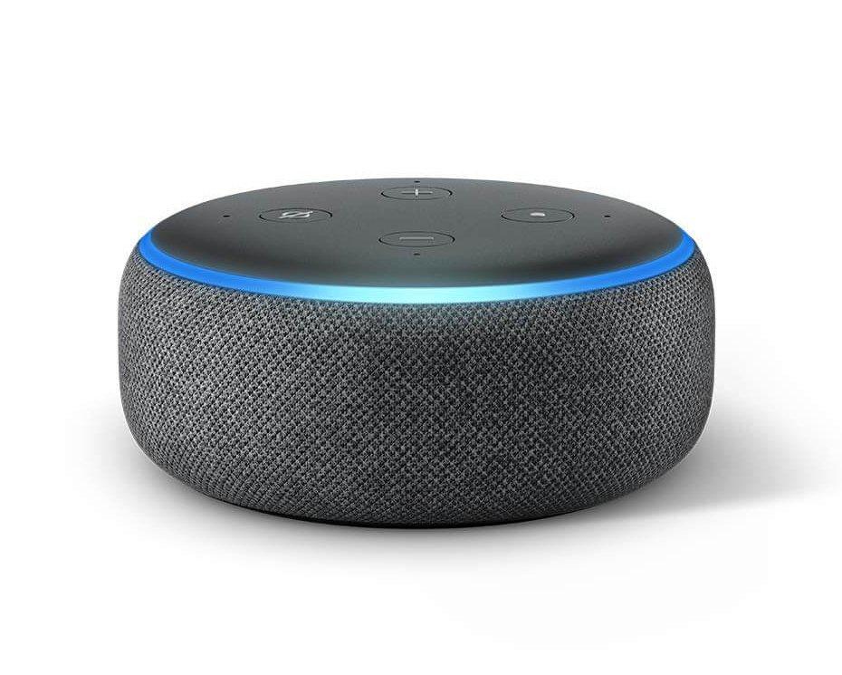 Amazon Echo Dotをレビュー。はじめてのスマートスピーカーにおすすめ!