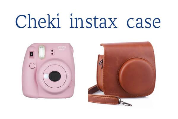 チェキにケースは必要?かわいいチェキinstax速写ケースおすすめ14選!
